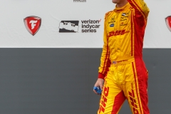 RHR-28-Walk-to-Accept-3rd-PL-Trophy-St.-Pete-GP-Indy-Race