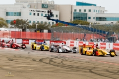 RHR-Leading-Pack-St.-Pete-GP-Indy-Race-Turn-1