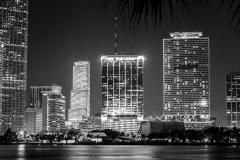 Downtown-Miami-BW-V
