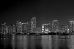 Downtown-Miami-BW